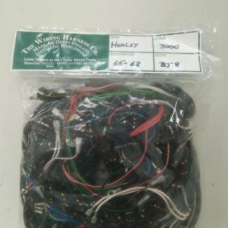 healey 3000 wiring harness