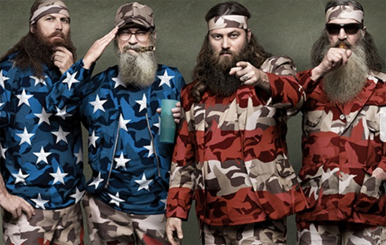 DDD: The 'Duck Dynasty' Deflection