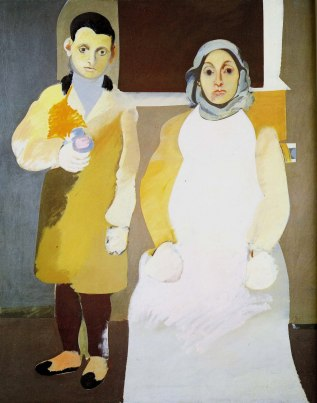the-artist-with-his-mother-1936