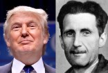 Donald Trump George Orwell