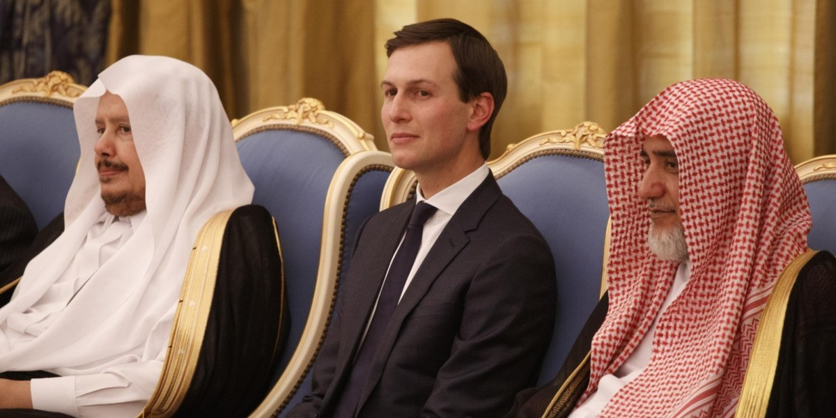 The Rabbinic Case Against Kushner's Saudi Arms Deal