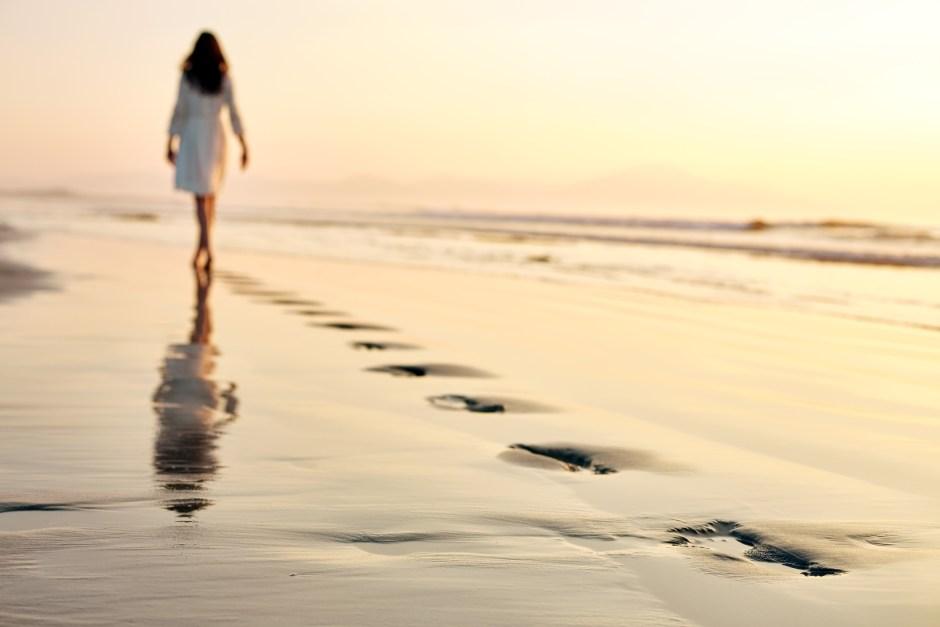 After My Divorce, I Walk Unaccompanied, But Never Alone