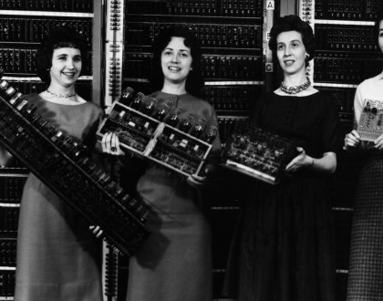 Women Used To Dominate Tech... Until They Were Pushed Out