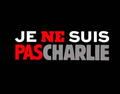 Today I Am Not Charlie Hebdo
