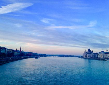 Returning To My Beloved Budapest To Reclaim Myself