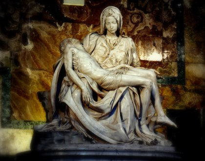 Mother of Sorrows: A Reflection On Mary Mourning The Death Of Jesus