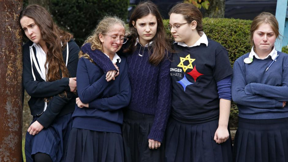 Lesson From Pittsburgh: Jews Are Now True Americans, In Joy And Pain