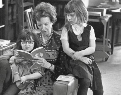 What Madeleine L'Engle Taught Me About The Power Of Naming