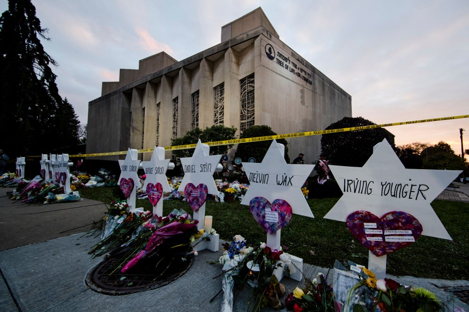 Reflections Two Years After The Pittsburgh Shooting