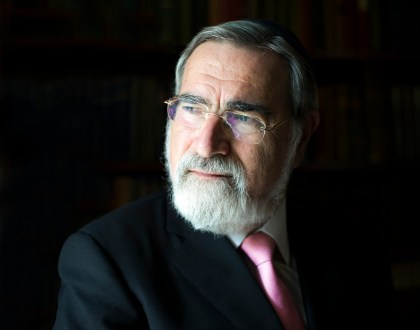 The Wisdom of Jonathan Sacks -- Morality And Dignity