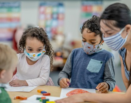 Why I'm Fighting For Mask Mandates Even Though My Kids Are Vaccinated
