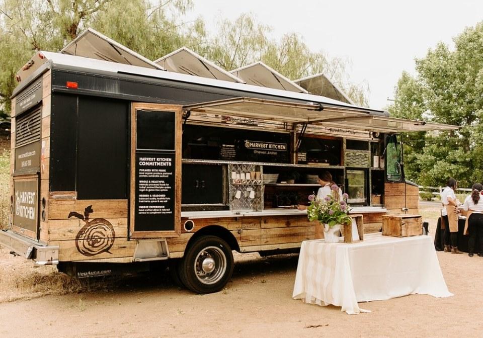 Eco-Friendly Wedding food