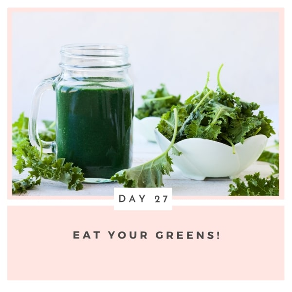 5 leafy greens to eat