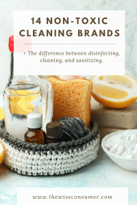 Non Toxic Cleaning Brands