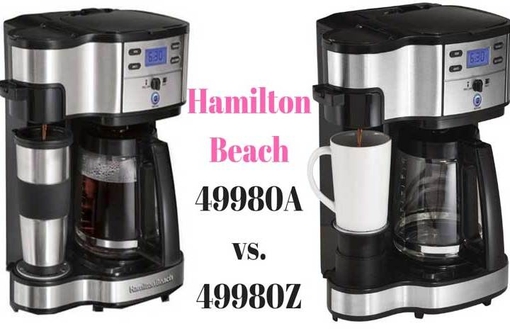 Hamilton Beach 49980A vs. 49980Z Reviews