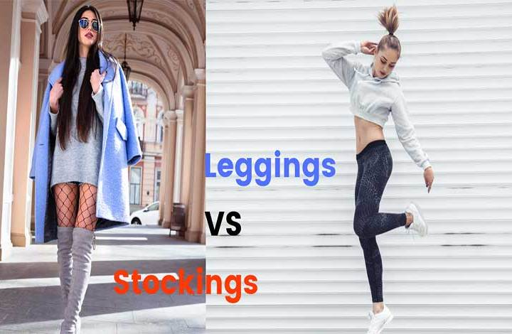 Leggings vs Stockings