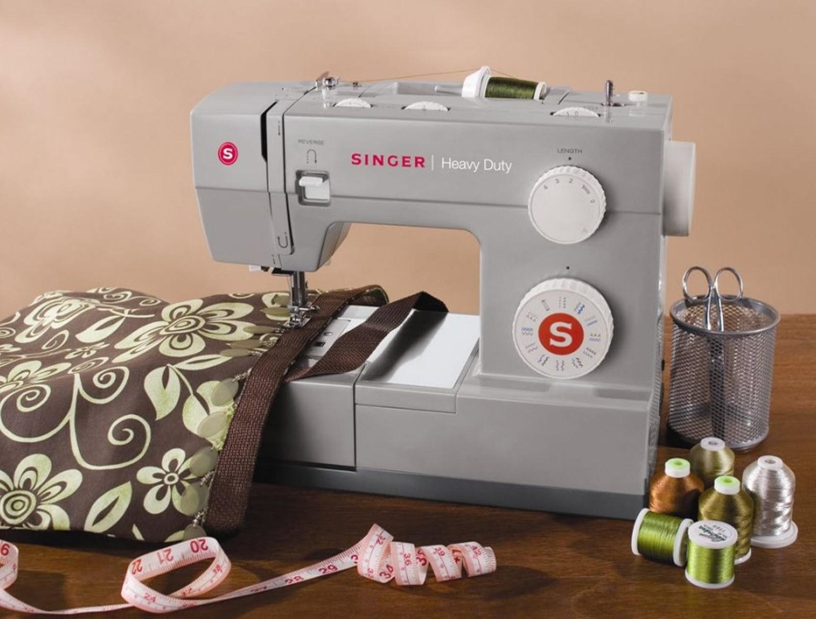 Singer-heavy-duty-sewing-machine