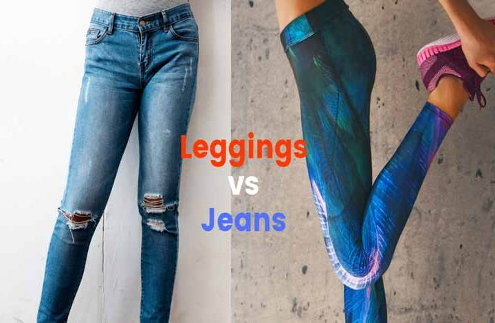 Leggings vs Jeans – Comparison and Tips You Need to Know