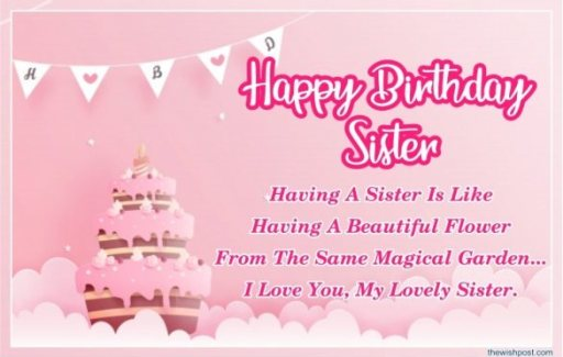 beautiful-happy-birthday-sister-messages-quotes-images-cake-wallpapers-greetings-pictures-free-download