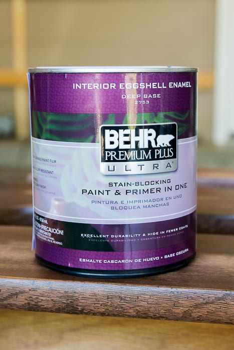 picture of can of Behr Premium Plus Interior Latex paint can