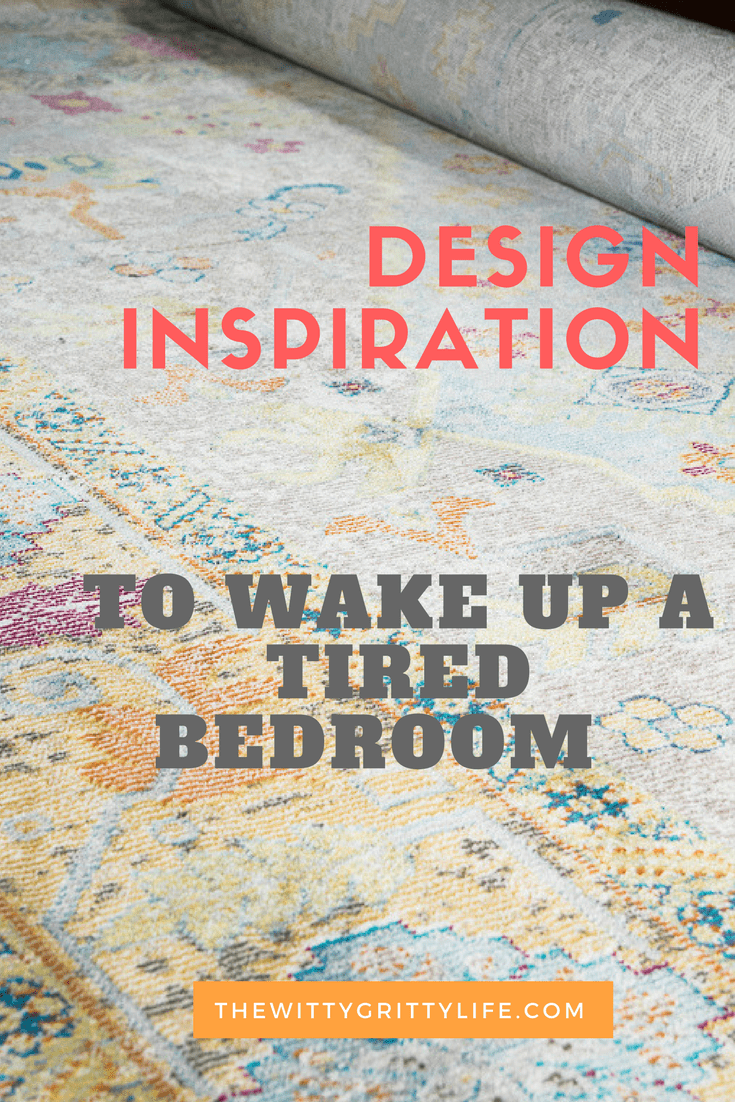 At a loss where to begin creating your own oasis? Stop on by to follow along as I gather design inspiration to wake up a tired bedroom!