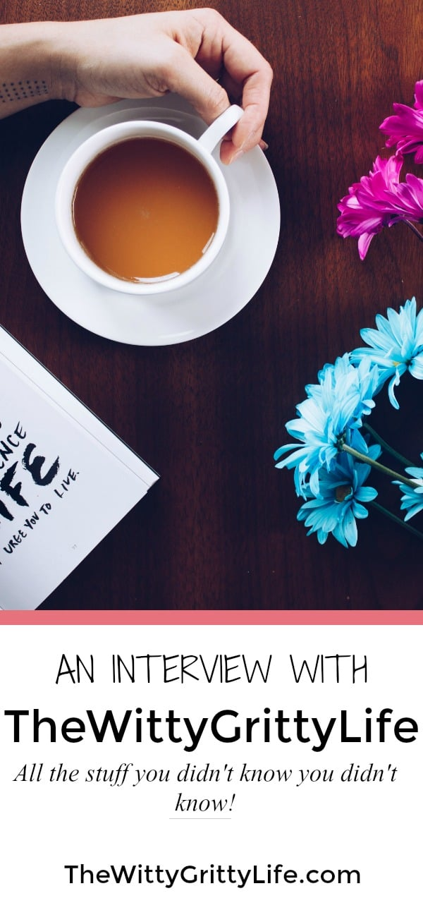 A fun look into the life of a newbie blogger who is trying to carve her path.