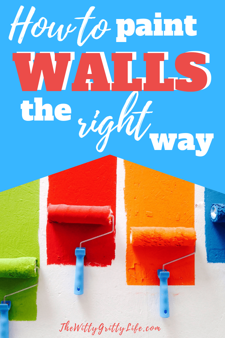 Painting your own walls is an easy DIY job if you know how to do it right. This series of posts walks you through all the materials and steps needed to achieve a professional looking paint job every time.