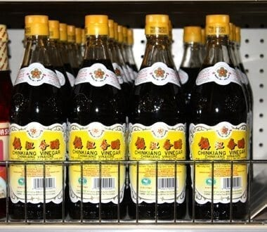 chinese black vinegar