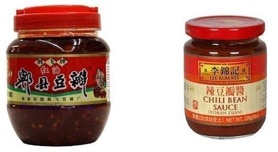 chili broad bean paste