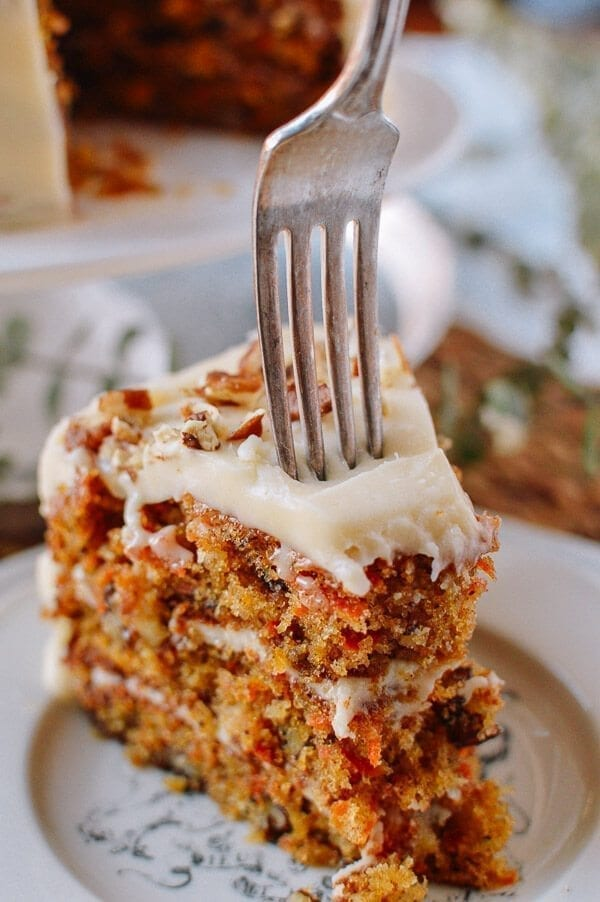 Our Favorite Carrot Cake Recipe The Woks Of Life