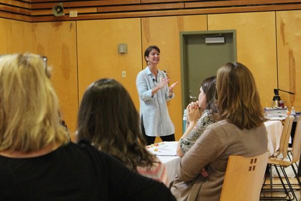 Dr. Jennifer Jencks presents at School Trauma and the Complex Learner: Identification & Intervention