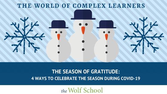 The Season Of Gratitude