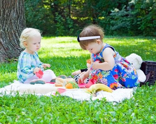 чем занять ребенка летом в саду