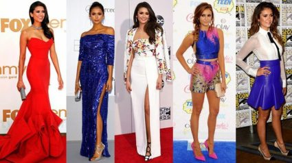 55 Styles by Nina Dobrev best fashion-looks
