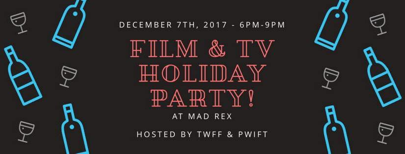 Film & TV Holiday Party!