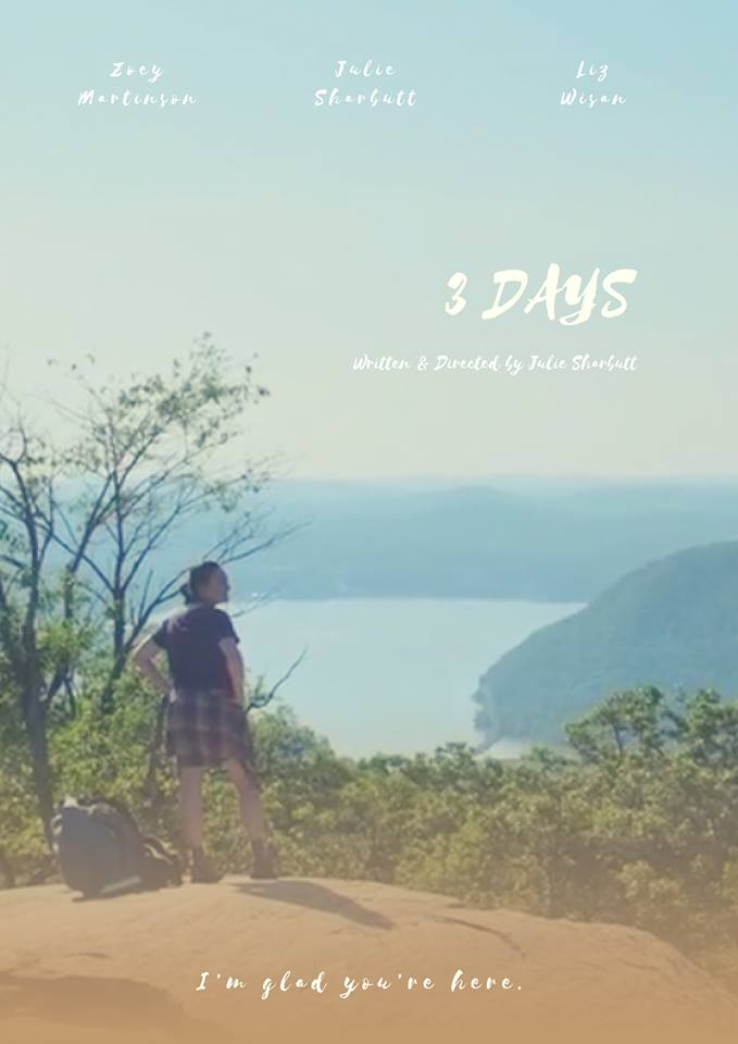 3 DAYS Poster