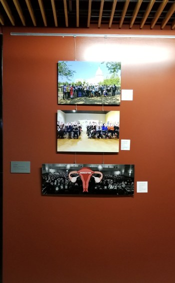 The Woman Project in group exhibition at Brown University