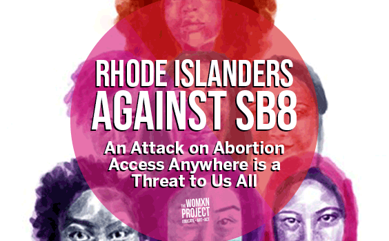 Rhode Islanders against SB8