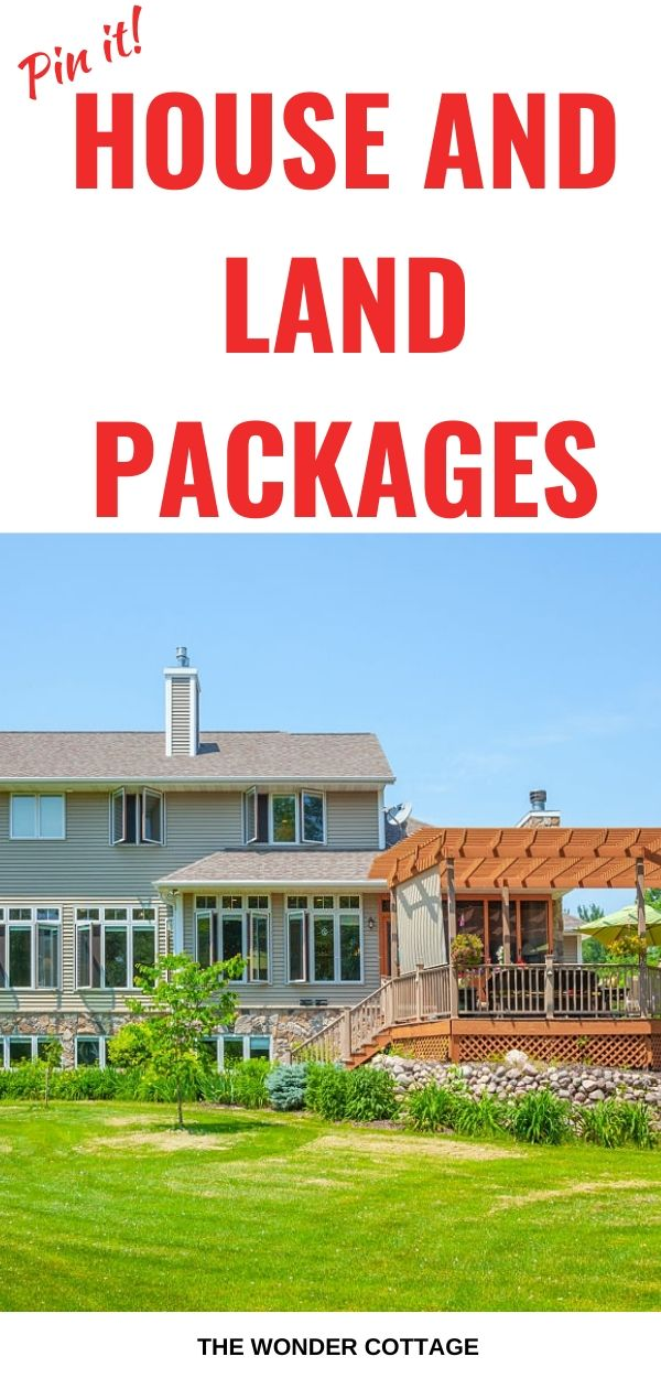 house and land packages
