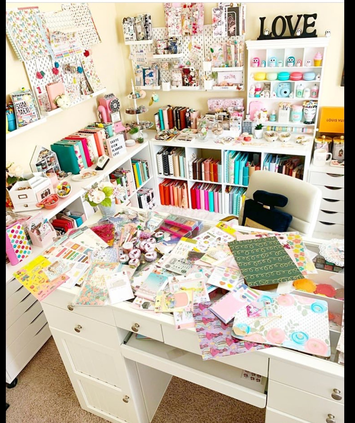 craft room design ideas