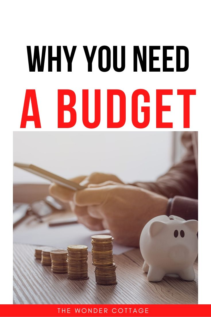 why you should budget