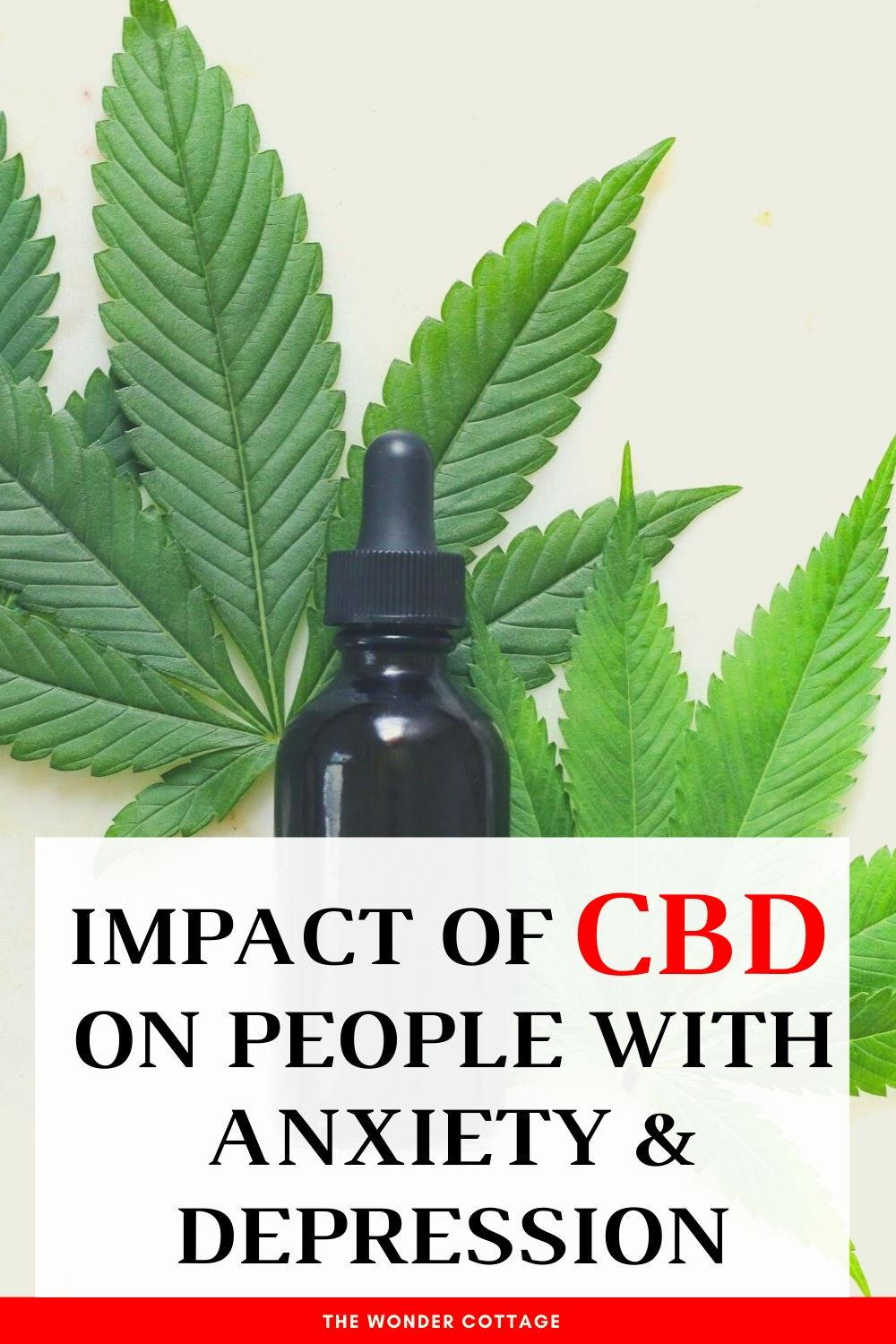 impact of cbd on people with anxiety and depression