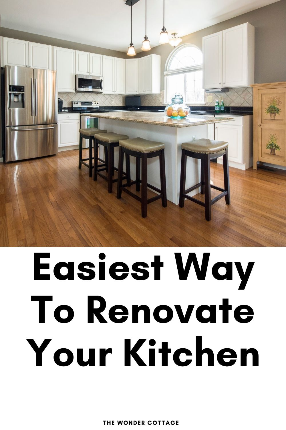 easiest way to renovate your kitchen
