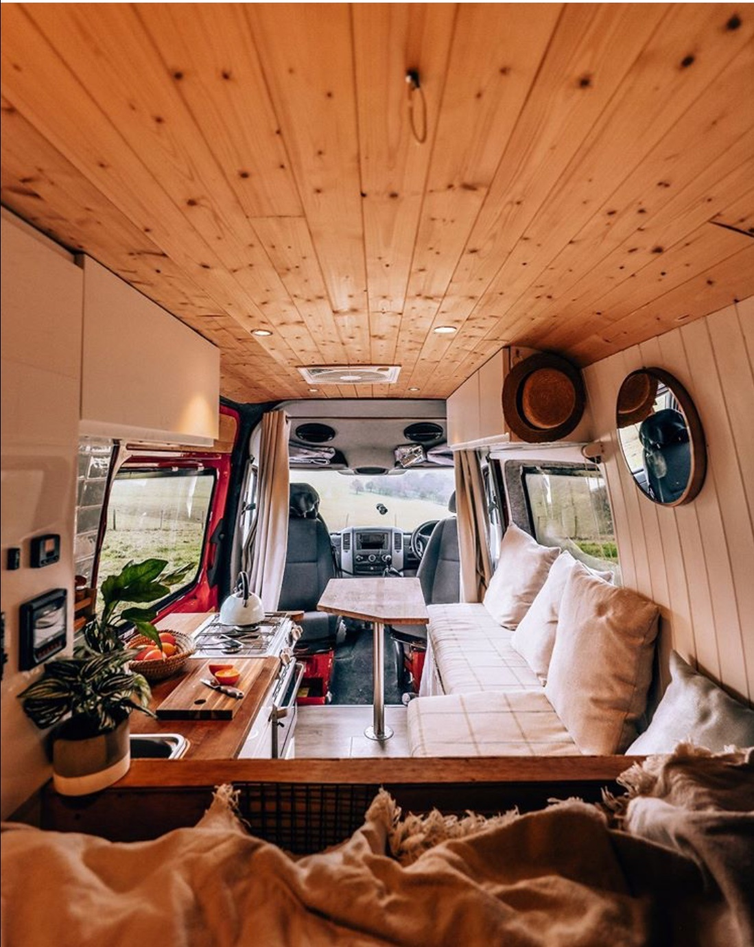 van decor
