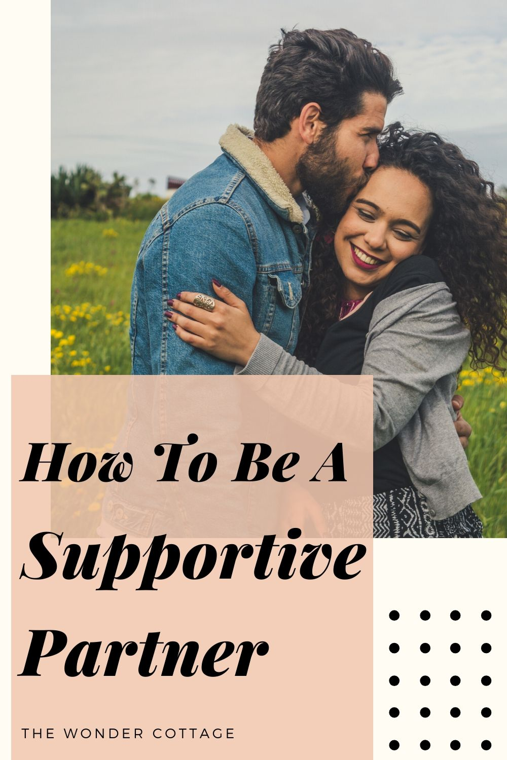 how to be a supportive partner