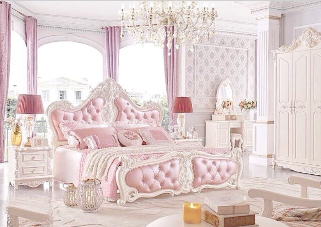 20+ Beautiful Princess Bedroom Decor Ideas For Your Little ...