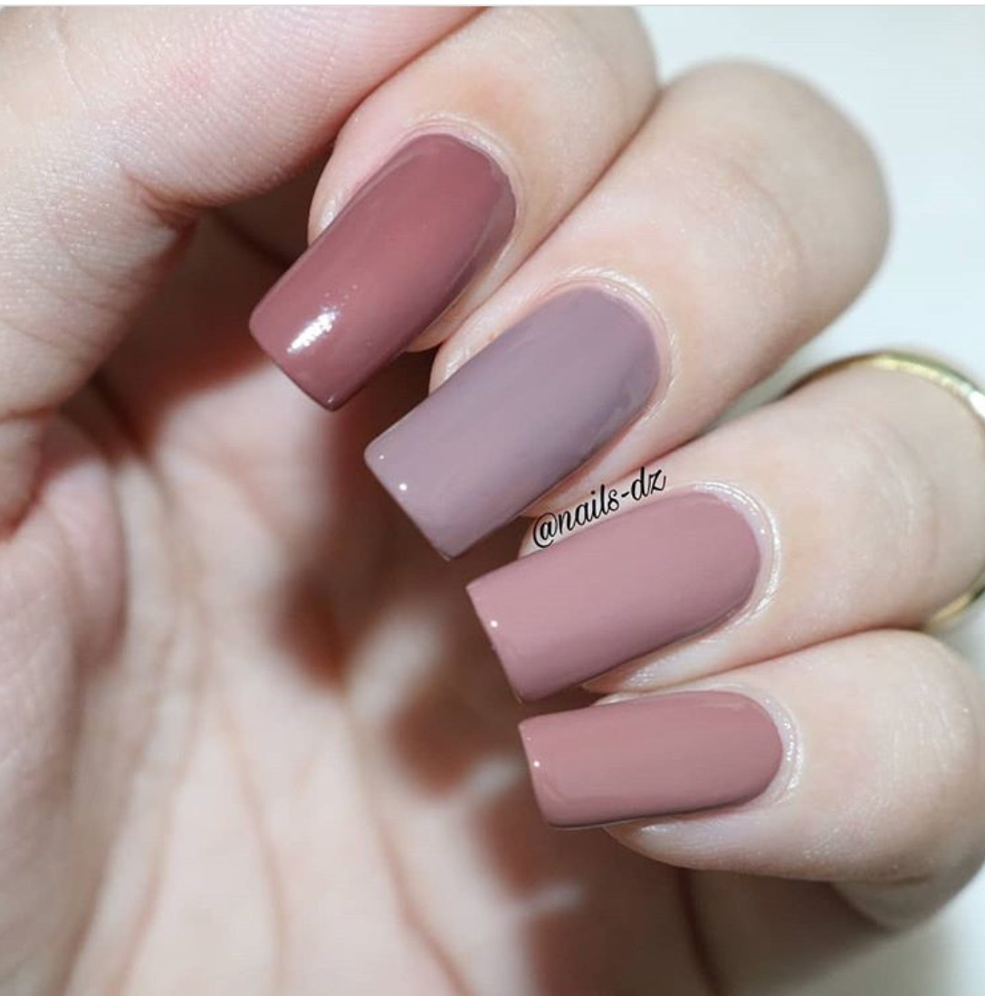 nail designs for fall