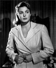 SPELLBOUND, Ingrid Bergman, 1945