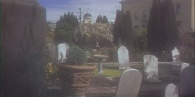 Mission Dolores Graveyard 1958
