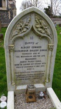 Prince Albert Edward Alexander Duleep Singh